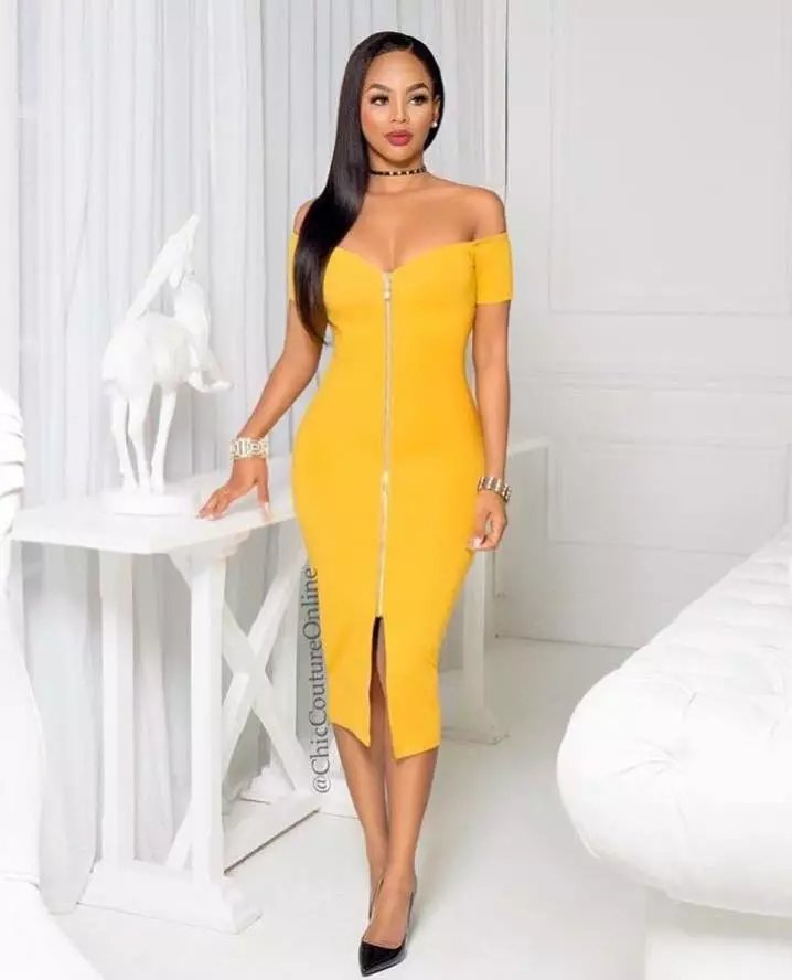 d0a00a688c9f elegnat off shoulder short sleeve bandage dress bodycon sexy strapless  dresses